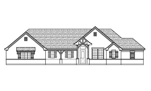 1036 Pioneer Front Elevation