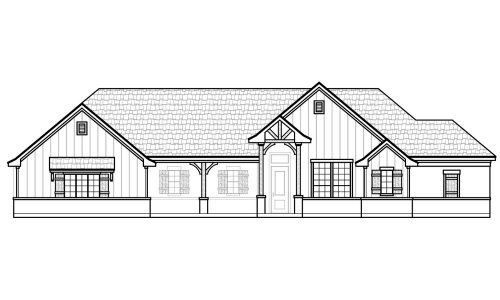 140 LAKOTA FRONT ELEVATION