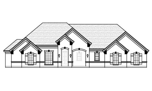 401 Christian Front Elevation