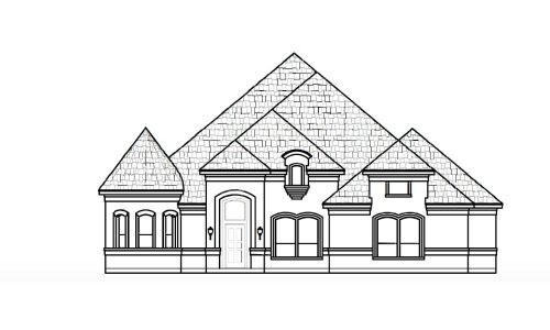 518 Christian Front Elevation