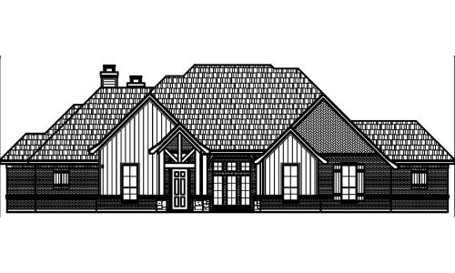 690 Finney Front Elevation